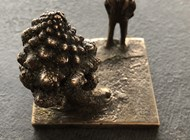 45. Miniature Bronze